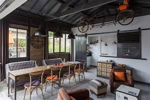 Deco Maison Industriel : d coration marine et style industriel maison saint malo ~ Teatrodelosmanantiales.com Idées de Décoration