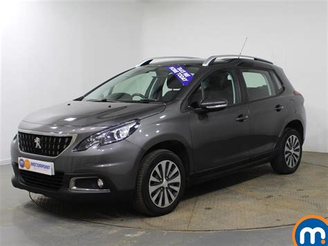 Used Peugeot For Sale by Used Peugeot 2008 Cars For Sale Second Nearly New