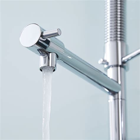 doccia rubinetto rubinetto miscelatore monocomando lavello cucina con doccia