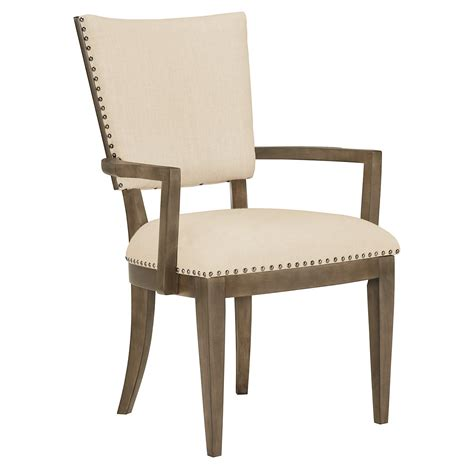 city furniture gray upholstered arm chair