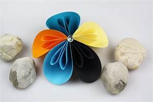 Papierblumen Selber Basteln : papierblumen basteln ~ Orissabook.com Haus und Dekorationen