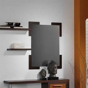meuble entree miroir teck wenge pissaro zd1 meu dentr 045jpg With beautiful meuble entree avec miroir 8 javascript est desactive dans votre navigateur