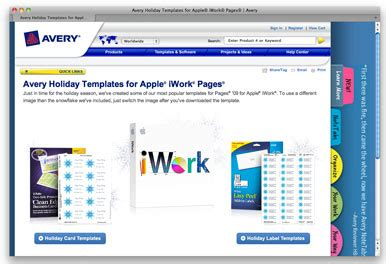 Avery Label Templates For Mac Pages by How To Create Labels With Pages Macworld Australia