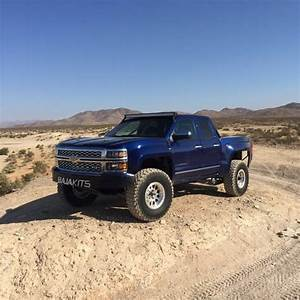 14  Chevy Silverado 2wd Long Travel Race Kit
