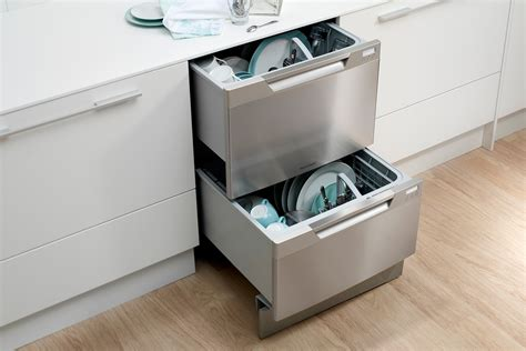 rak laci 2 fisher paykel dishdrawers on sale at designer home
