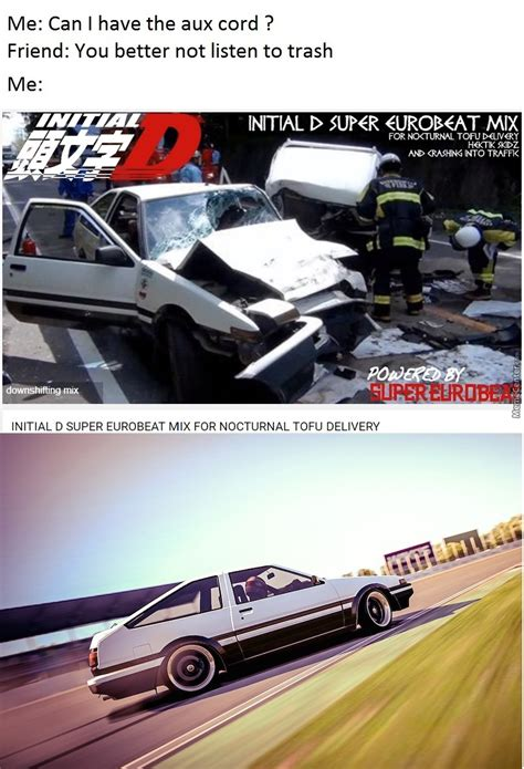 Initial D Memes - initial d meme by nedegaming meme center