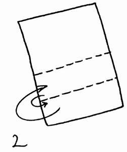 Din A4 Brief Falten Briefumschlag Falten Kuvert In Nur 30 Sekunden