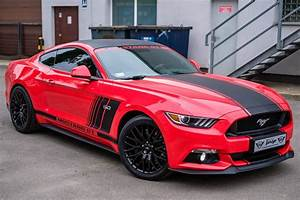 Mustang Gt Red · Free photo on Pixabay
