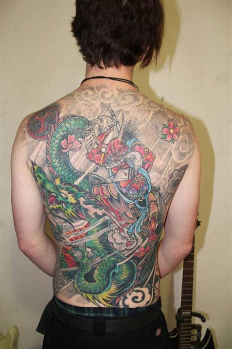 tatouages yakuza de la mafia japonaise