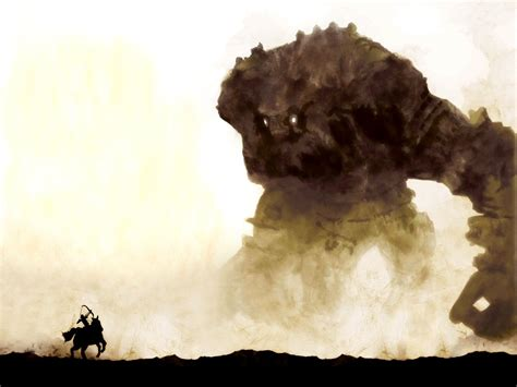 Shadow Of The Colossus Concept Art Graphix Pinterest