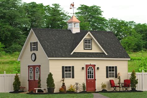 Two Storey Sheds by Buy A Two Story Shed Or Barn From The Amish In Lancaster Pa