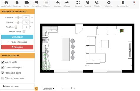 plan cuisine ferm馥 creer une cuisine je conois ma cuisine en 3d et en 3 clics avec ixina cuisines creer sa creer un plan de travail cuisine 2 cuisine longueur plan