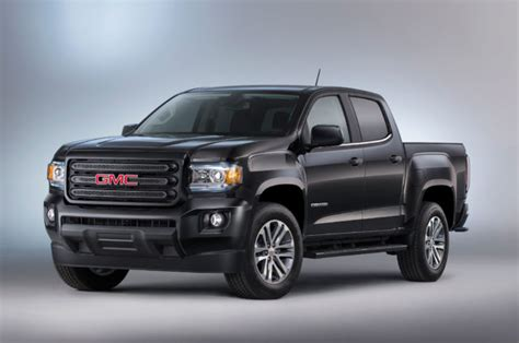 2018 Gmc Canyon Styling, Engine And Price  2018 2019