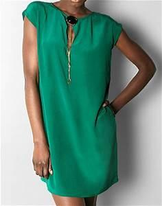 robe en soie verte With robe de cocktail combiné avec pandora vente en ligne