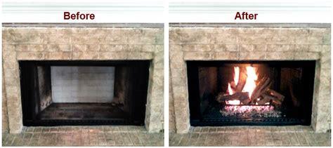 installing a gas fireplace insert gas logs atlanta gas log installation gas fireplace