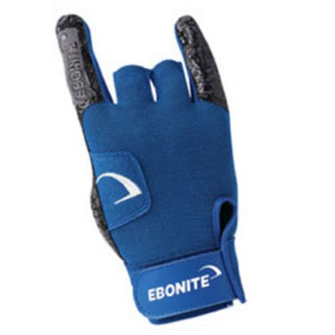 Ebonite React/R Palm Pad Glove Right Handed Bowling ...