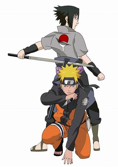 Naruto Sasuke Shippuden Uchiha Uzumaki Vs Itachi