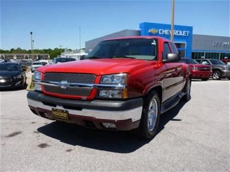 southern comfort trucks find used 2004 chevy silverado southern comfort ultimate