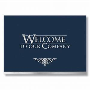 Classic Welcome Aboard Card   Welcome Cards for New Employees