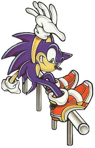 Sonic the Hedgehog Sonic Adventure 2
