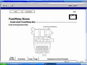 Do U Have A Pdf Layout Of The 2003 Honda Accord Lx Fuse Box