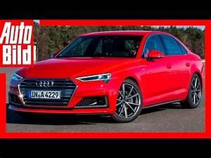 Audi A 3 Neu : audi a4 facelift 2019 neues gesicht f r den a4 youtube ~ Kayakingforconservation.com Haus und Dekorationen