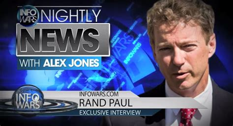 Confronted About Alex Jones, Rand Paul Tries To Downplay