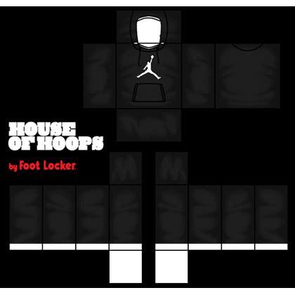 11533cf45624 Jordan Black Shirt Template Roblox
