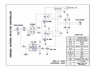 Stepper Motor Antenna Rotator