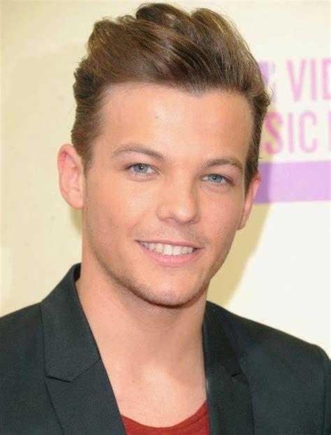 Louis Tomlinson Hairstyles 2014