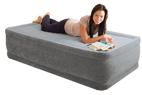 materasso intex singolo materasso gonfiabile intex 64412 letto singolo ceggio