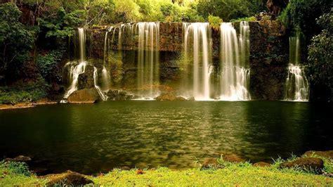 Waterfall Picture Desktop by Top 10 Waterfalls Wallpaper Beautiful Wallpapers