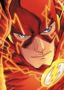 DC Comics Flash Lightning Bolt