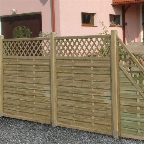 Gartenzaun Holz Bauhaus Swalif