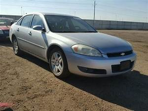 2006 Chevrolet Impala Lt On Pre Order Us To Lagos