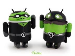 Android Characters