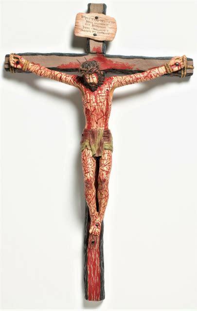 realistic crucifix meyers