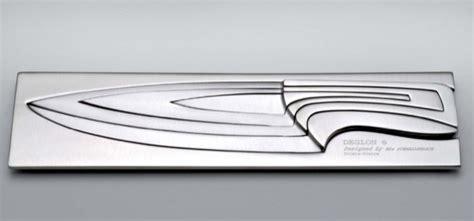 nesting kitchen knives beautiful nesting knives designed by mathematics wired