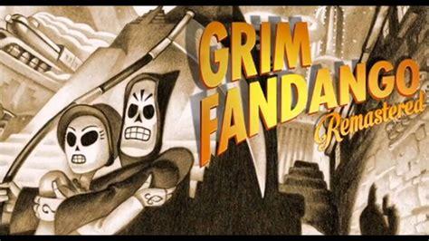 Grim Fandango Remastered OST - Opening Theme - YouTube