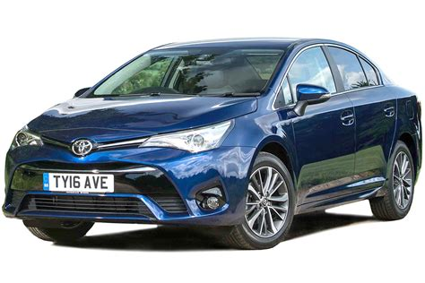 Toyota Car : Toyota Avensis Saloon (2015-2018) Review