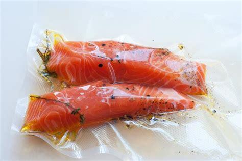 cuisine sous vide fish and shellfish sous vide cuisine