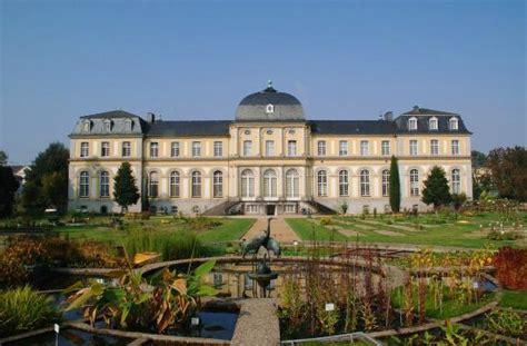 Botanischer Garten Bonn Plan by Bonn Botanical Garden Poppelsdorfer Photo De Botanische