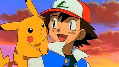 Pikachu Ash Pokemon Heart Misty Brock Popsugar