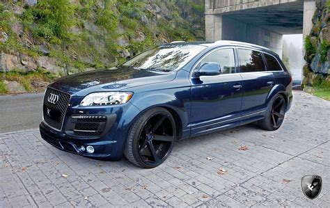 Audi Q7 Body Kit 20102015  Audi Q7, Custom Wheels And Audi