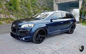 Audi Q7 Sport : audi q7 body kit 2010 2015 audi q7 custom wheels and audi ~ Medecine-chirurgie-esthetiques.com Avis de Voitures