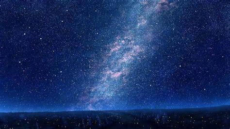 Blue Night Sky Wallpaper (65+ Images