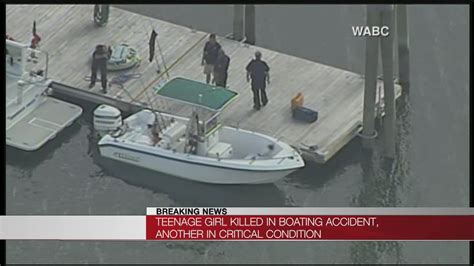 Boat Crash Update by Greenwich Fatal Boating Update