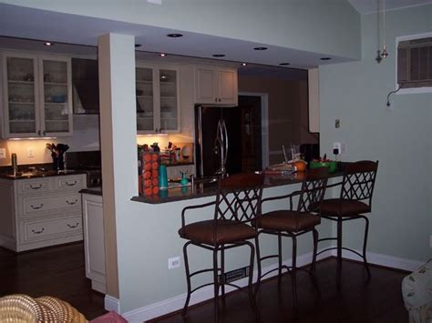 open  galley kitchen kitchen pinterest posts