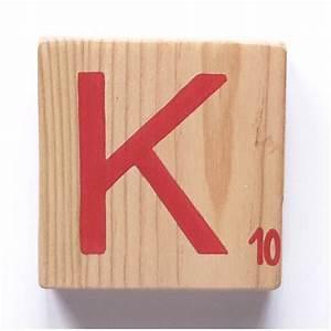 Lettre Decorative A Poser : lettre decorative en bois ~ Dailycaller-alerts.com Idées de Décoration
