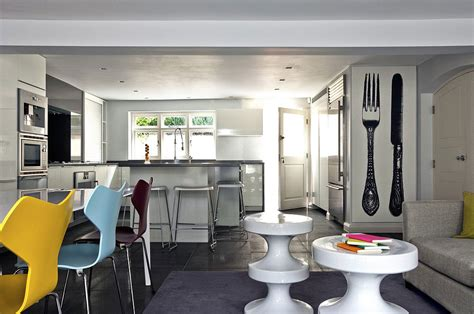 contemporary london hyde park townhouse idesignarch